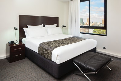 A picture of a room at the Cambridge Hotel on Riley Street