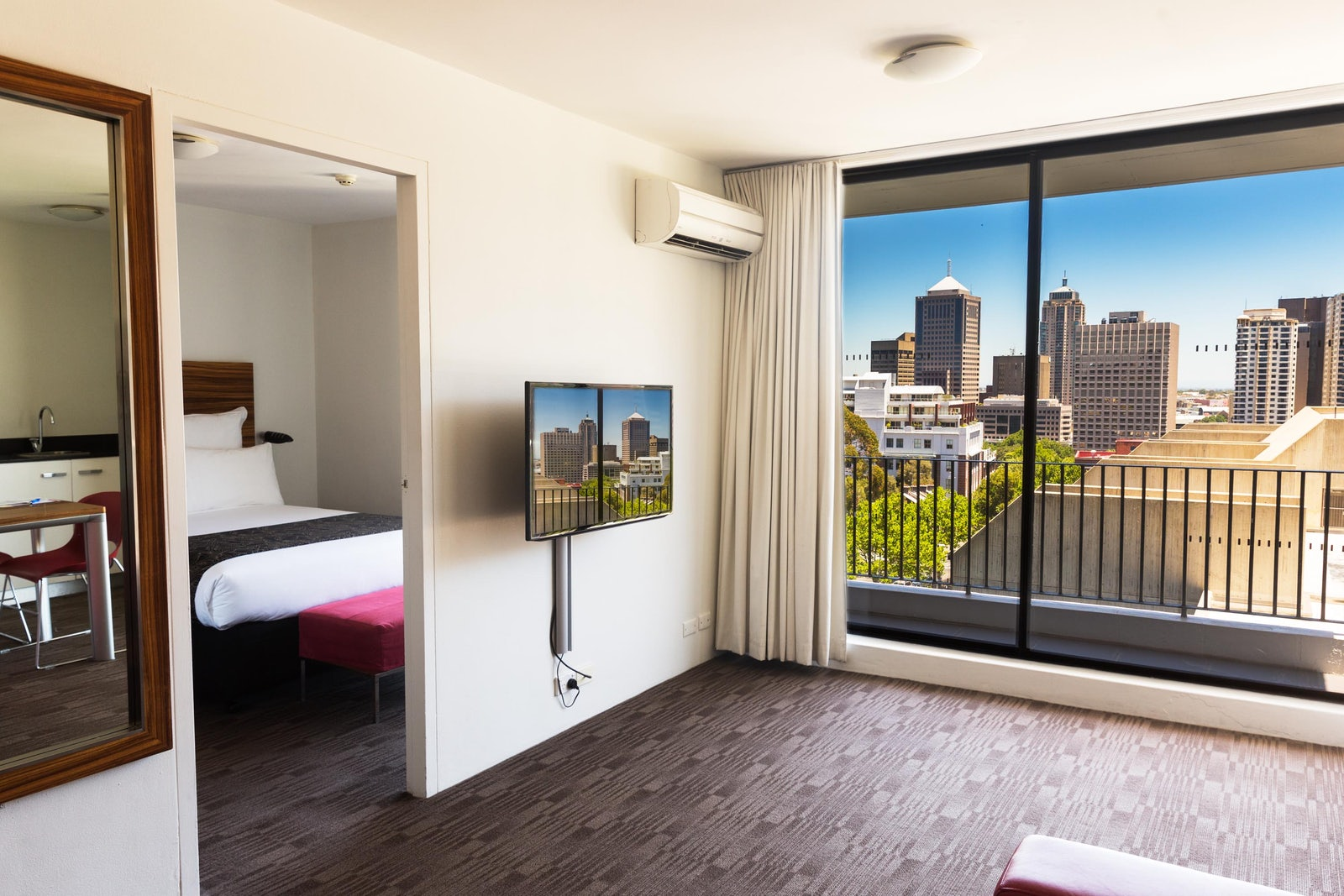 A picture of a deluxe accommodation at Cambridge Hotel in Sydney