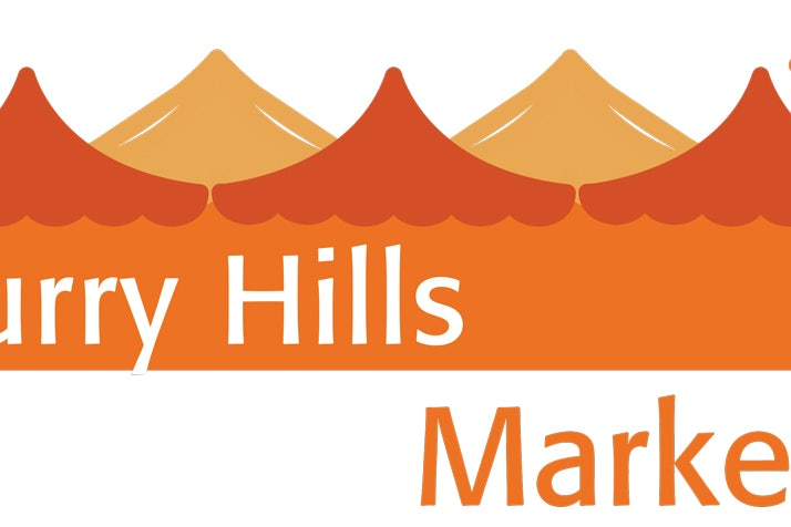 A picture of the Surry Hill markets logo run in Sydney