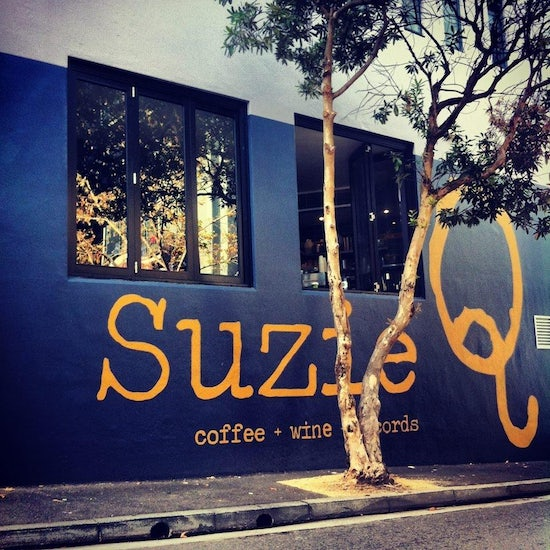 Suzie Q Coffee and Records