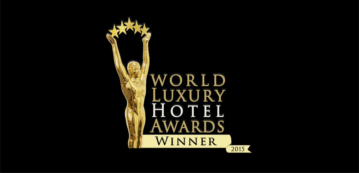 A picture of the World Luxury Hotel Award 2015 for Adge Hotel in Surry Hills Sydney